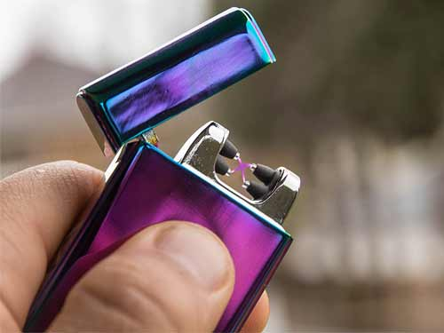 rechargeable-electric-arc-lighters