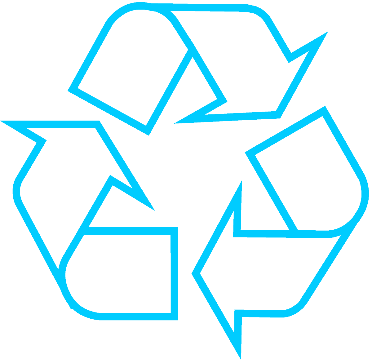 recycling-symbol-icon-outline-light-blue