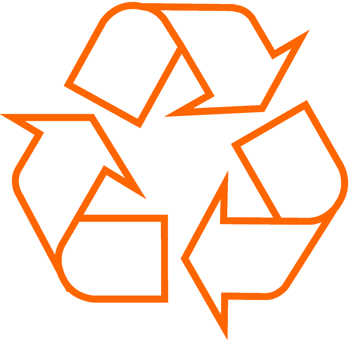 recycling-symbol-icon-outline-orange