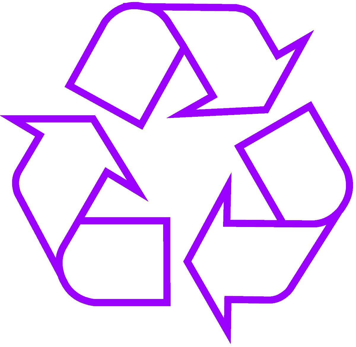 recycling-symbol-icon-outline-purple