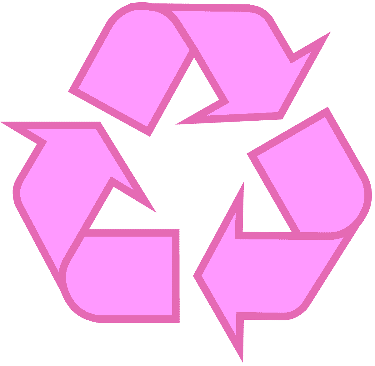 recycling-symbol-icon-outline-solid-pink