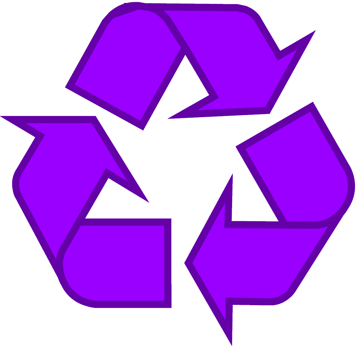 recycling-symbol-icon-outline-solid-purple