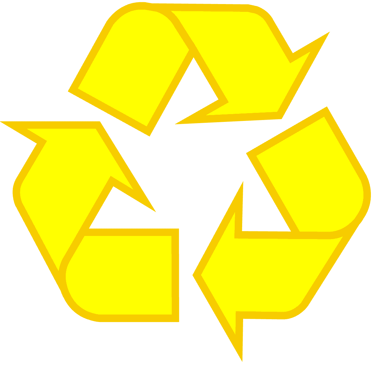 recycling-symbol-icon-outline-solid-yellow