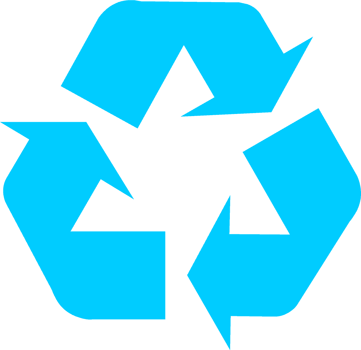 recycling-symbol-icon-solid-light-blue