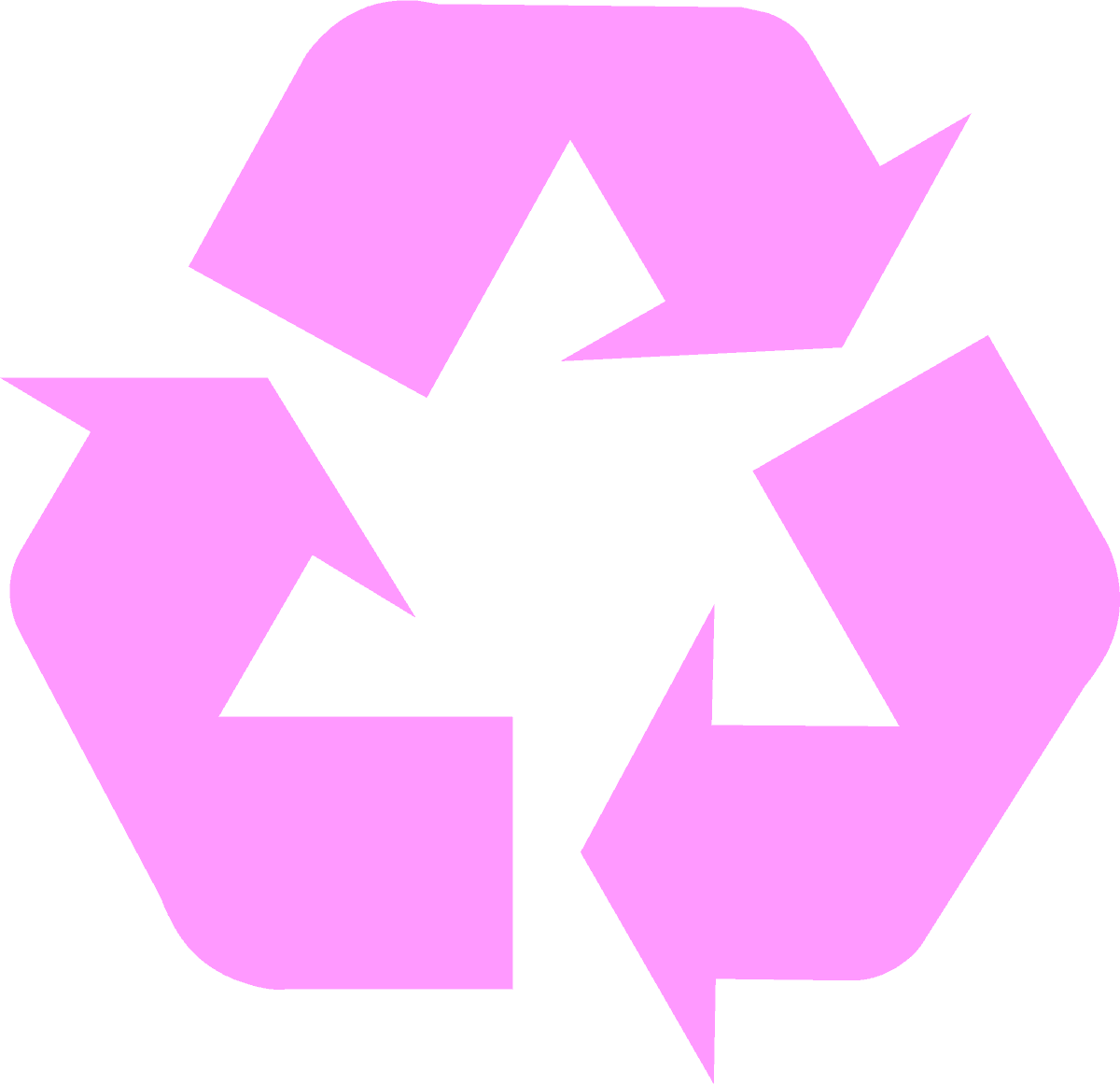 recycling-symbol-icon-solid-pink