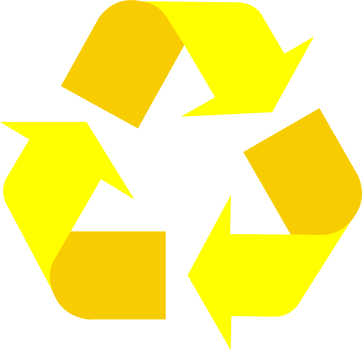recycling-symbol-icon-twotone-yellow