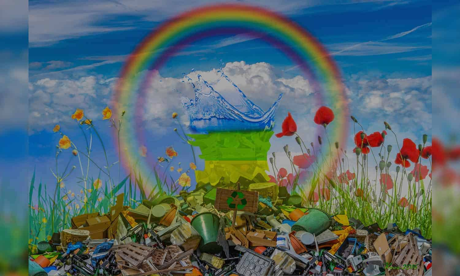 Download Zero Waste Symbol Or Logo By Recycling Com