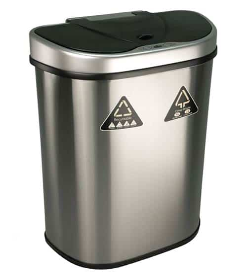 kitchen-trash-can-Nine-Stars-Trash-Can-Recycler