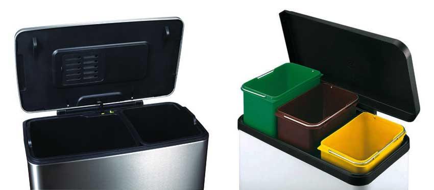 dual-recycling-bin-triple-recycling-bin