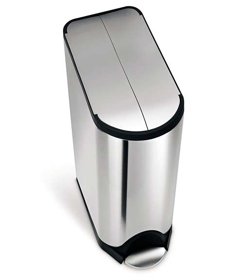 simplehuman-Butterfly-Step-Recycling-Can