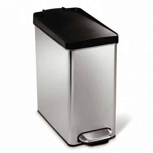 Small Trash Can For Bathroom And Restroom Recycling Bin Guide