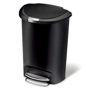 Best 13 Gallon Trash Cans 50 Liter Recycle Bins Kitchen Office