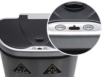touchless-trash-can-manual-operation-buttons