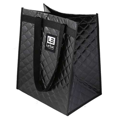 Le-Sac-Fashionable-Quilted-Grocery-Bag
