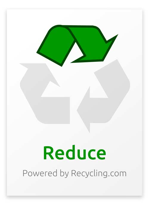 reduce-reducing-step-symbool-logo-groen
