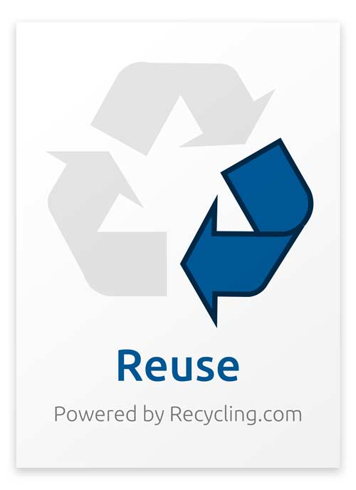 reuse-reusing-step-symbool-logo-blauw