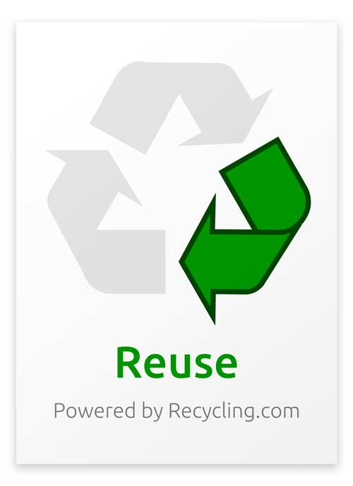 reuse-reusing-step-symbool-logo-groen