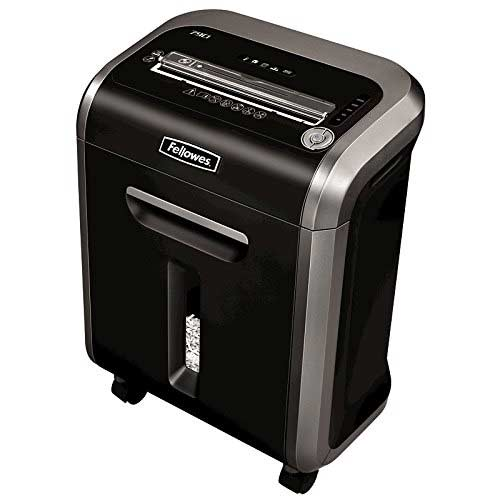 Compact Quiet And Ful Small Office Shredder