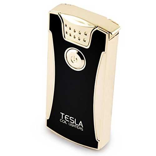 Tesla-Coil-Dual-Arc-Lighter-Plasma-Rechargeable