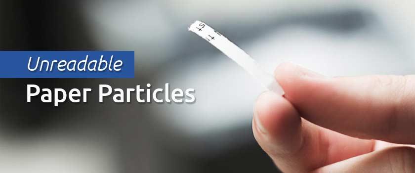 unreadable-paper-particles-after-shredding-documents