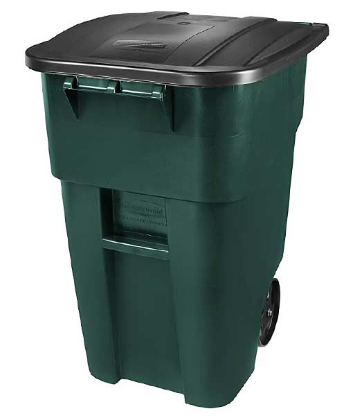 Rubbermaid-wheel-trash-can-compost-green
