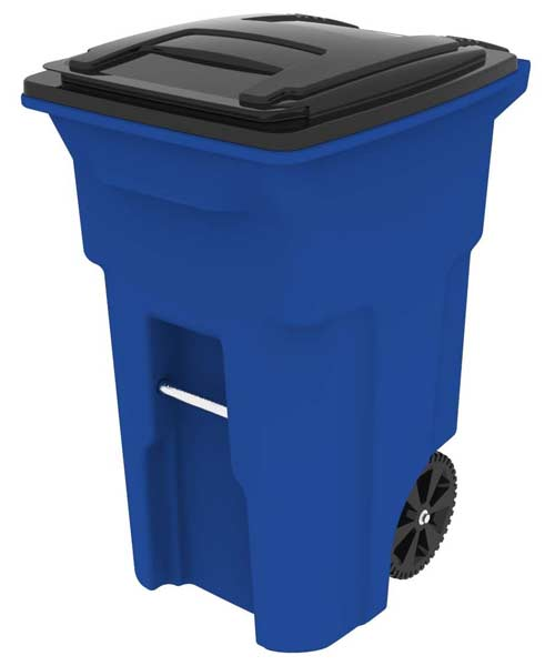 Toter-wheel-trash-can-recycling-blue