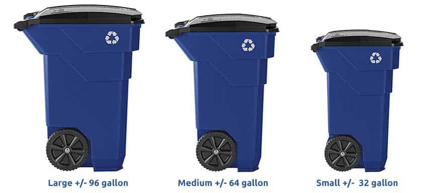 Magnificent Best Commercial Trash Cans Bins Recycling Tools Interior Design Ideas Gentotthenellocom