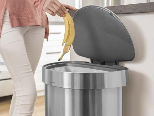kitchen-recycling-bins-trash-cans
