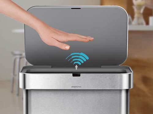 sensor-lid-bin-automatic-trash-can
