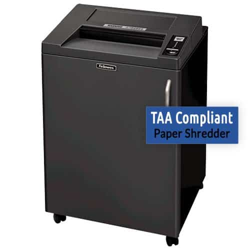 Fellowes-Fortishred-3850c-taa-compliant-shredder