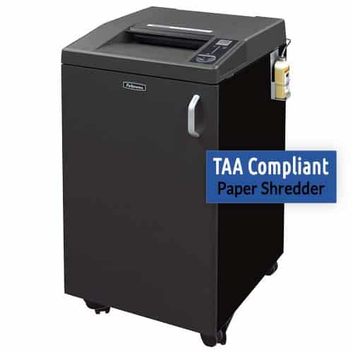 Fellowes-Fortishred-HS-1010-TAA-shredder