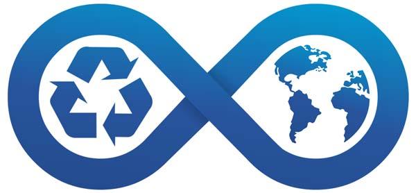 Möbius-loop-recycling