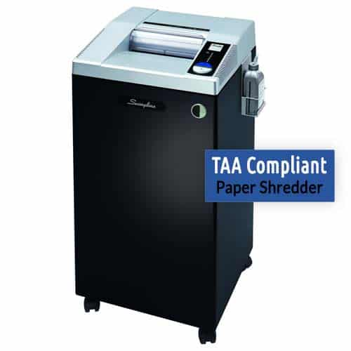 Swingline-TAA-Compiant-CM10-30-shredder