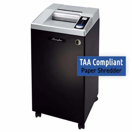 Swingline-TAA-Compiant-CM15-30-shredder