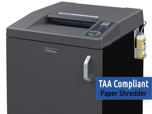 Paper Shredders Taa Compliant Government