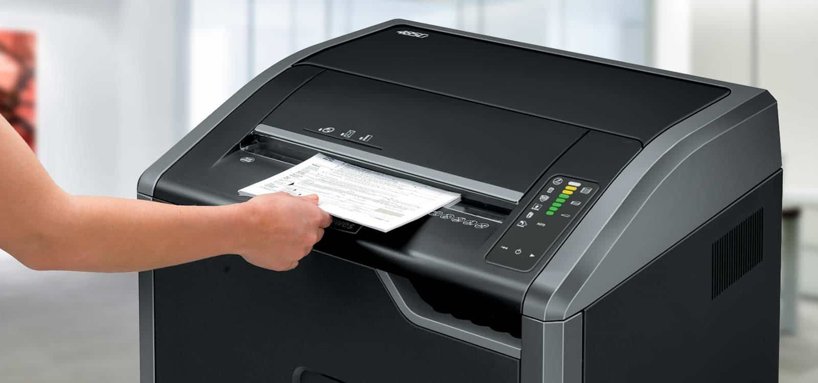Taa Compliant Paper Shredders For American Government Nsa Dod