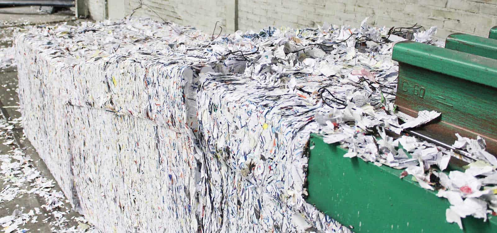 paper destructoin service header