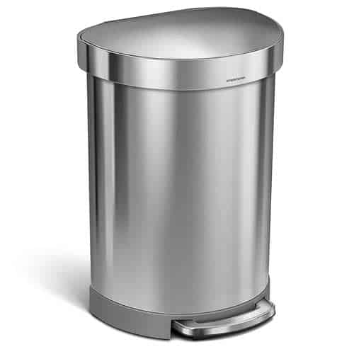 stainless-steel-semi-round-kitchen-trash-can