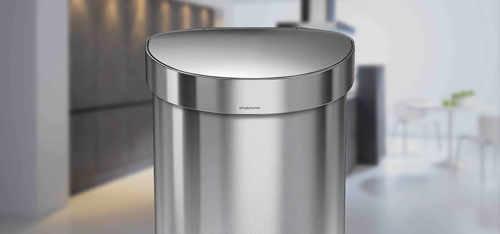 Stainless Steel Kitchen Trash Cans Amp Recycling Bins
