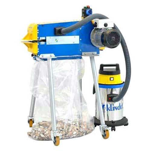 Edward-400-Chips-cardboard-shredder