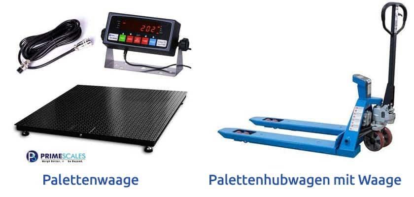 Palettenwaage-Palettenhubwagen-mit-Waage-Wiegekarton