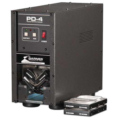 Garner-PD-4-Hard-Disk-Destroyer
