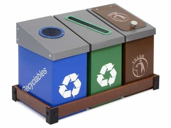 DeskMate-3-Bin-Recycling-Station