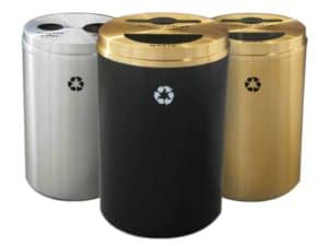 Best Dual Trash Cans 187 Recyclers With Double Compartments
