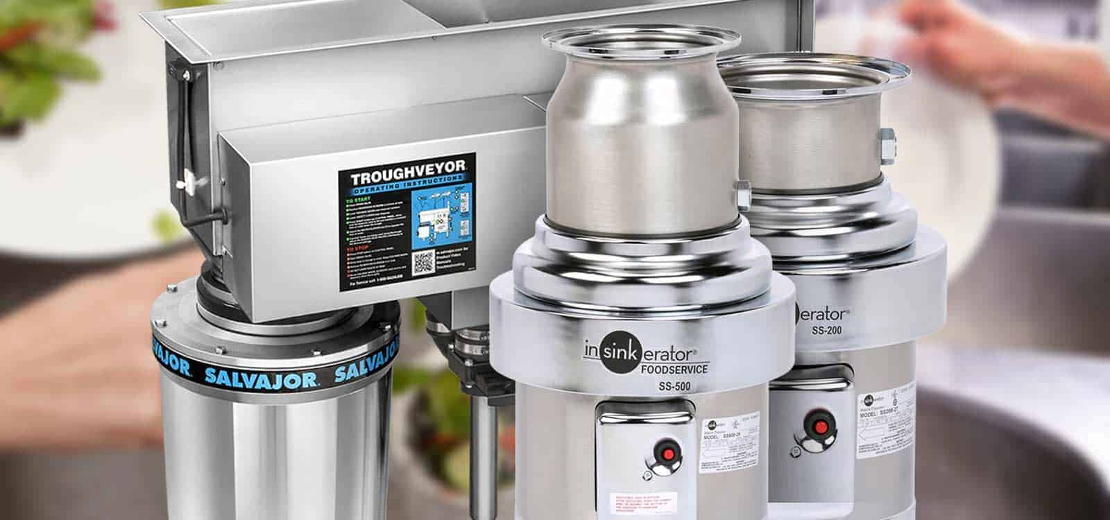 Commercial Garbage Disposals for Food Waste - Recycling.com
