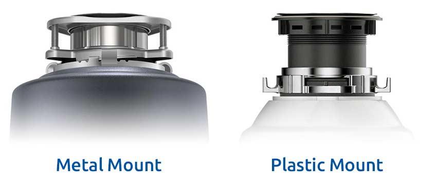 food-disposal-metal-mount-plastic-mount
