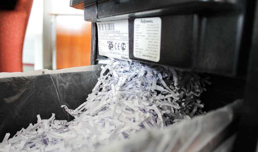 shredder-maintenance