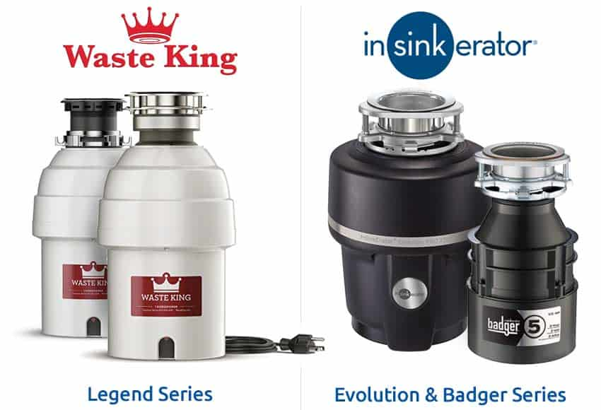 waste-king-insinkerator-product-series