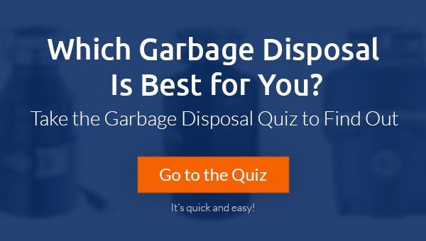 Find-the-Best-Garbage-Disposal-Quiz