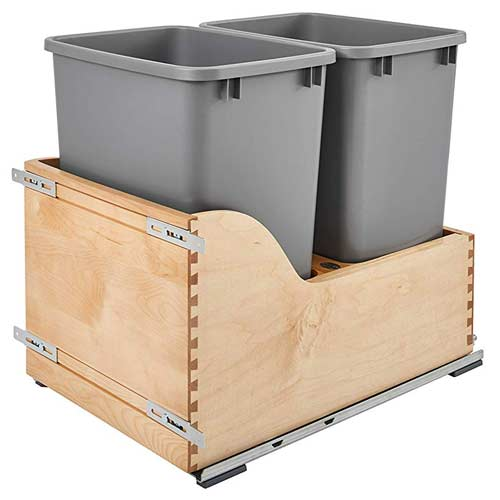 Rev-A-Shelf-4WCSC-1835DM-2-bottom-mount-trash-can